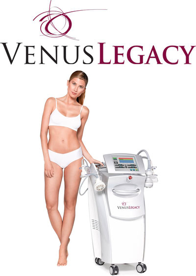 venus legacy radio frequency non-invasive body contouring